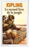 Cover Le Second Livre de la jungle